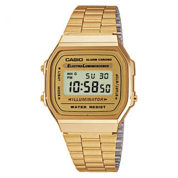 Orologio Casio VINTAGE Collection A168WG-9EF
