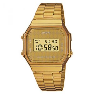 Orologio Casio VINTAGE Collection A168WG-9BWEF