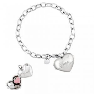 Bracciale 2Jewels SILVER LOVE FOREVER