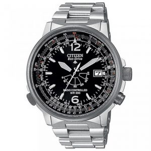 Orologio Citizen Pilot Radiocontrollato Eco-Drive Uomo AS2020-53E