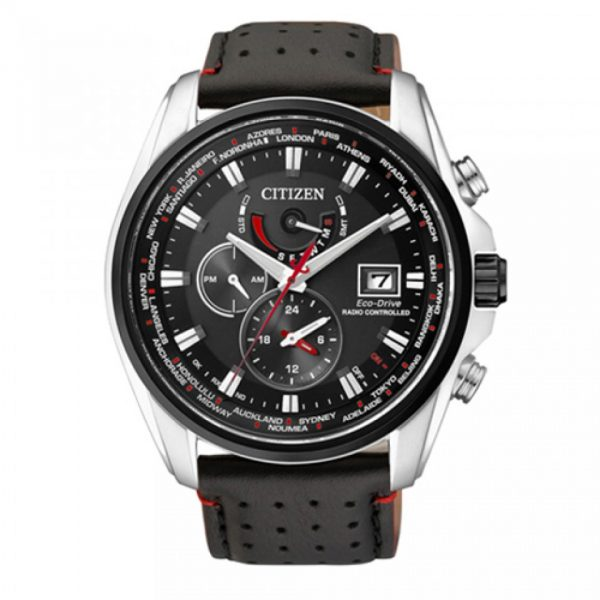 Orologio Citizen Radiocontrollato H820 Eco-Drive Uomo AT9030-04E