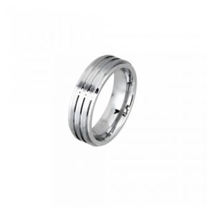 Anello 2Jewels collezione Steel MAN'S RING