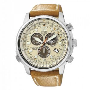 Cronografo Citizen Pilot Radiocontrollato Eco-Drive Uomo AS4020-44B