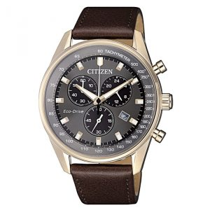 CRONOGRAFO CITIZEN 2390 ECO-DRIVE UOMO AT2393-17H