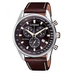CRONOGRAFO CITIZEN 2390 ECO-DRIVE UOMO AT2396-19X