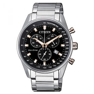 CRONOGRAFO CITIZEN 2390 ECO-DRIVE UOMO AT2396-86E