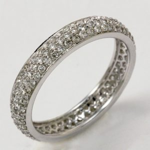 FEDINA ETERNITY CON DIAMANTI TAGLIO BRILLANTE CT. 0.90