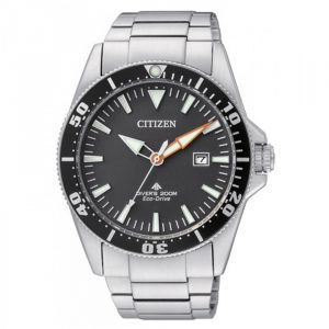 Orologio Citizen Divers 200 mt Eco-Drive BN0100-51E