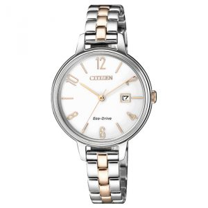OROLOGIO CITIZEN LADY ECO-DRIVE EW2446-81A