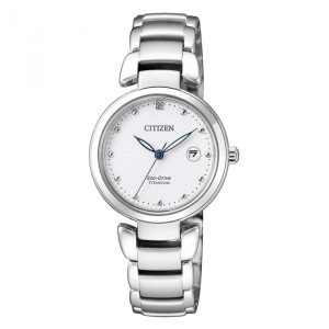 Orologio Citizen Super Titanium Lady Eco-Drive EW2500-88A
